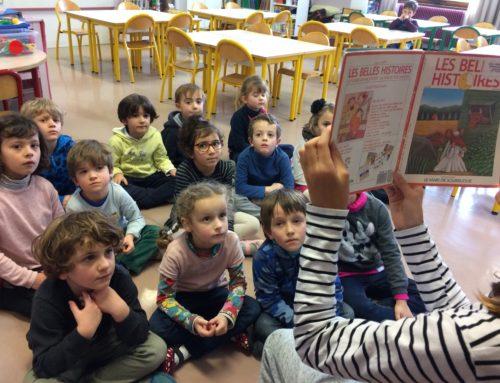 Lecture en maternelles